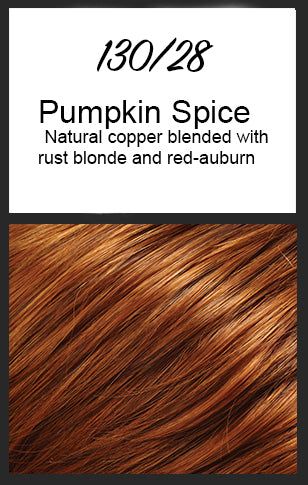Allure by Jon Renau, Color: 130/28 (Pumpkin Spice)