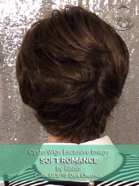 Soft Romance by Gabor, Color: GL51/56 (Sugared Pewter)