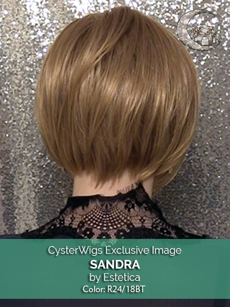 Sandra by Estetica, Color: R24/18BT