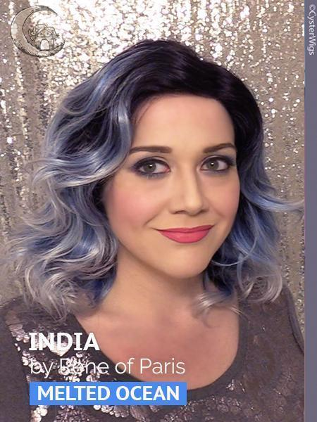 India by Rene of Paris Hi Fashion, Color: Pastel Blue-R