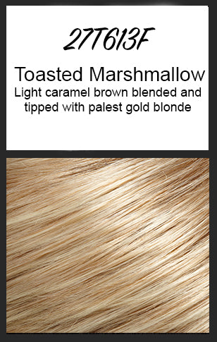 Alia Petite by Jon Renau, Color: 27T613F (Toasted Marshmallow)