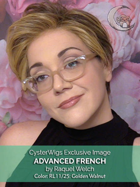 Advanced French by Raquel Welch, Color: RL8/29 (Hazelnut)
