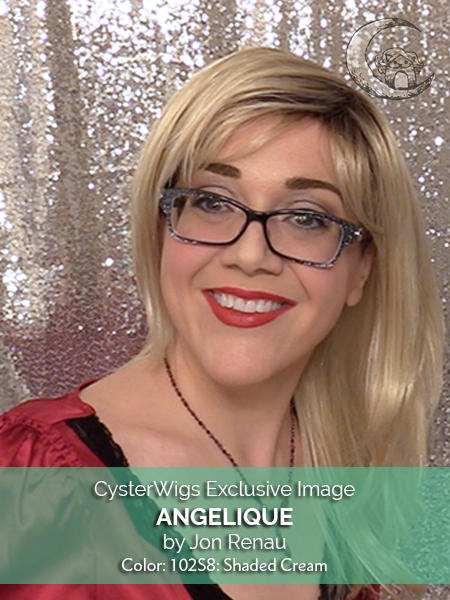 Angelique by Jon Renau, Color: 22F16 (Blonde Brownie)