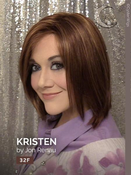 Kristen by Jon Renau, Color: 14/26 (Pralines & Cream)