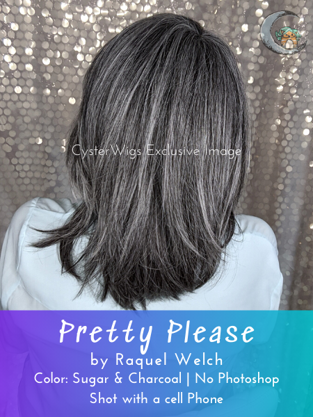 Pretty Please! by Raquel Welch, Color: RL12/16 (Honey Toast)