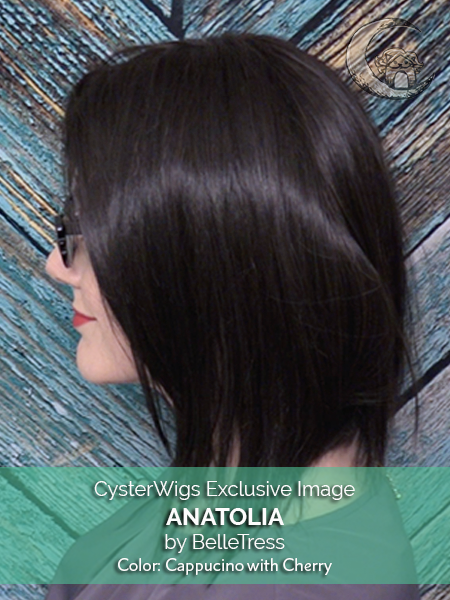 Anatolia by BelleTress, Color: Cappuccino with Cherry