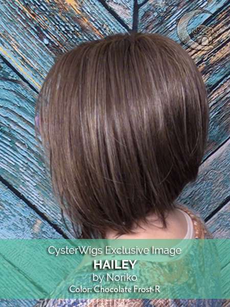 Hailey by Noriko, Color: Almond Rocka-R