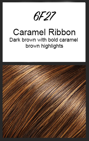 Natalie by Jon Renau, Color: 6F27 (Caramel Ribbon)