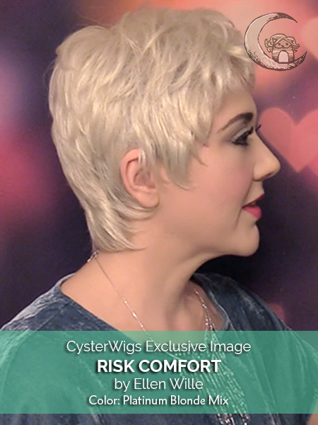 Risk Comfort by Ellen Wille, Color: Bernstein Mix