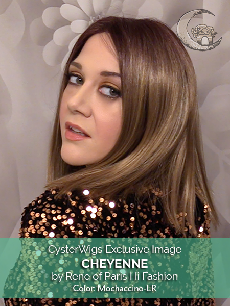 Cheyenne by Rene of Paris Hi Fashion, Color: Ice Blonde