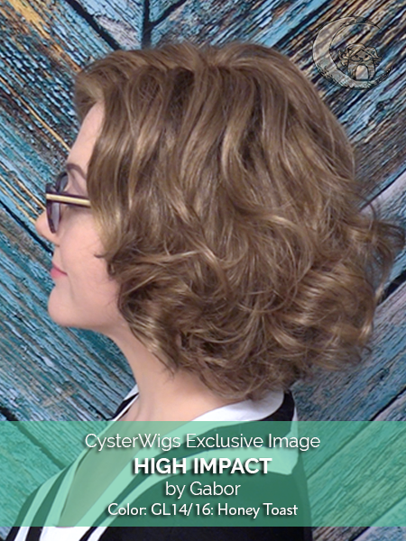 High Impact by Gabor, Color: GL14/22SS (Shaded Sandy Blonde)