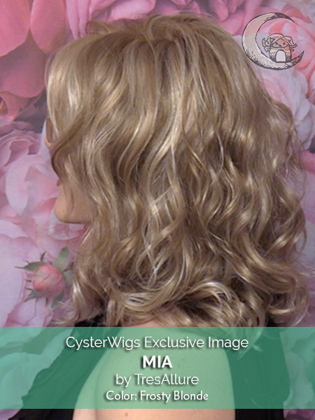 Mia by TressAllure, Color: Chiffon Candy