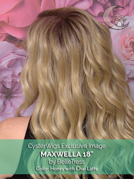 Maxwella 18 by BelleTress, Color: Coffee Without Cream