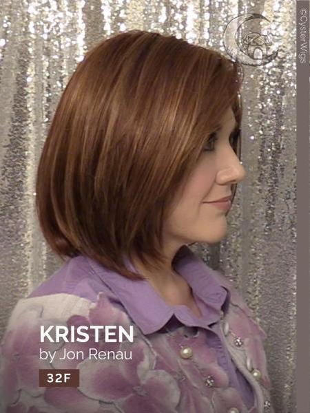 Kristen by Jon Renau, Color: FS26/31S6 (Salted Caramel)
