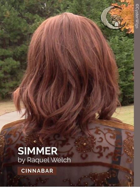 Simmer by Raquel Welch, Color: RL30/27 (Rusty Auburn)