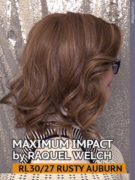 Maximum Impact by Raquel Welch, Color: RL613SS (Shaded Platinum) -- BEST DEAL!