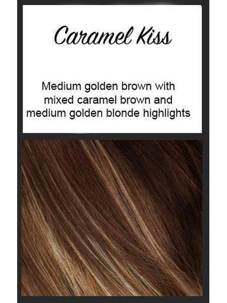 Jones by Estetica, Color: Caramel Kiss