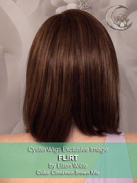 Flirt by Ellen Wille, Color: Light Bernstein Rooted