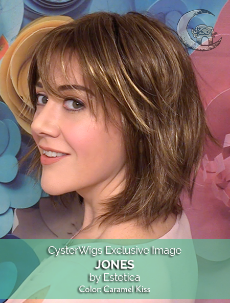 Jones by Estetica, Color: R6/28F