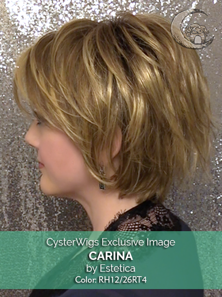 Carina by Estetica, Color: RH12/26RT4 -- BEST DEAL!