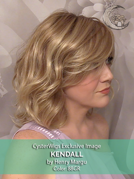 Kendall by Naturally Yours by Henry Margu, Color: 28H18
