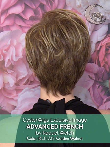 Advanced French by Raquel Welch, Color: RL511 (Sugar & Charcoal)