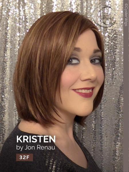 Kristen by Jon Renau, Color: 14/26S10 (Shaded Pralines & Cream) -- BEST DEAL!
