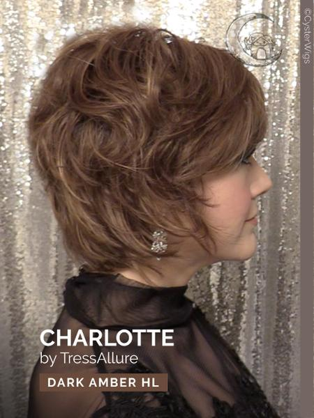 Charlotte by TressAllure, Color: English Tea HL