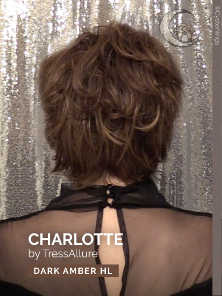Charlotte by TressAllure, Color: Sugar Brulee