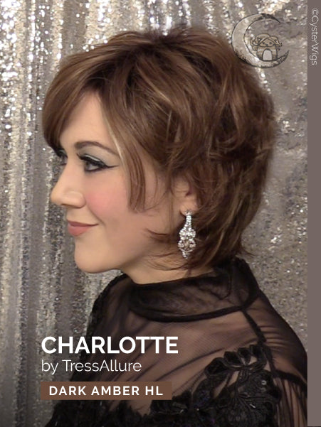 Charlotte by TressAllure, Color: 92
