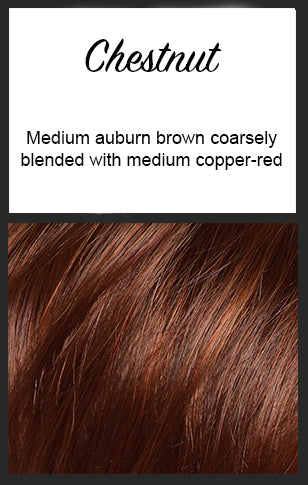 Codi XO by Amore, Color: Chestnut