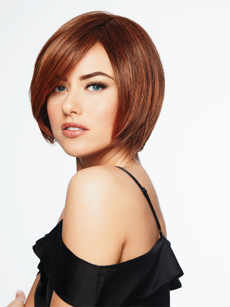 Classic Fling by HairDo, Color: R3025S+ (Glazed Cinnamon)