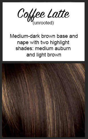 Eden by Noriko, Color: Coffee Latte
