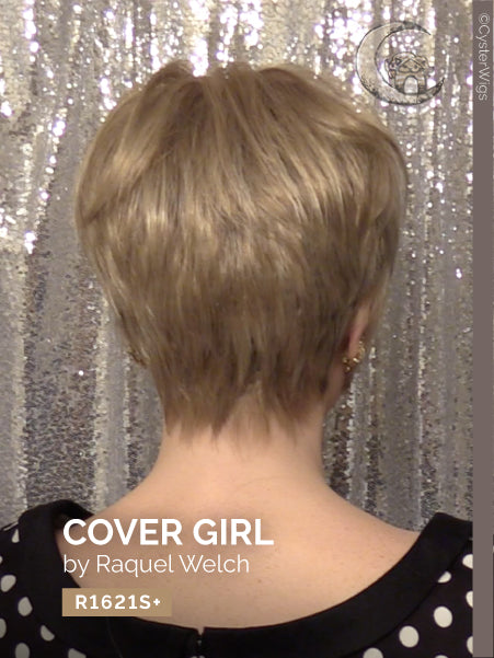 Cover Girl by Raquel Welch, Color: R11S+ (Glazed Mocha)