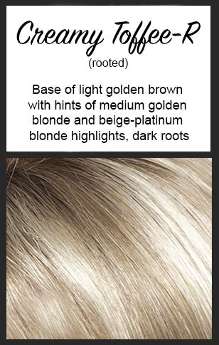 Brady by Noriko, Color: Creamy Toffee-R -- BEST DEAL!