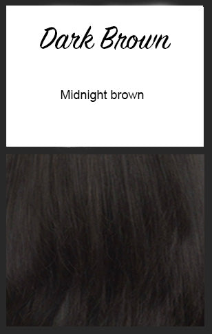 Naomi by Envy (Alan Eaton), Color: Dark Brown