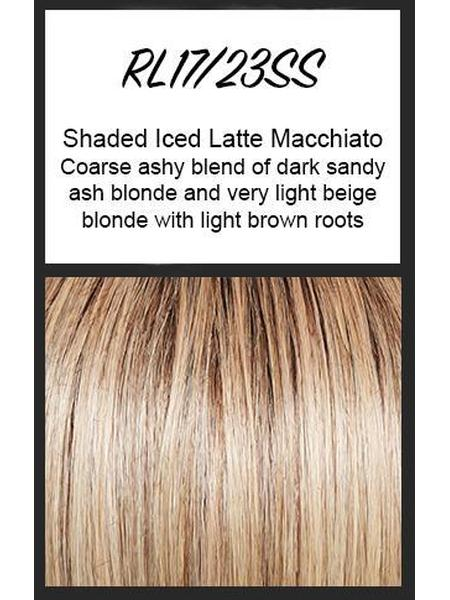 Editor's Pick by Raquel Welch, Color: RL17/23SS (Shaded Iced Latte Macchiato)
