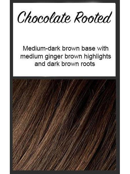 Fair Mono by Ellen Wille, Color: Chocolate Rooted