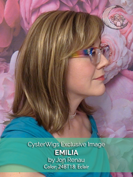 Emilia by Jon Renau, Color: 12FS12 (Malibu Blonde) -- BEST DEAL!