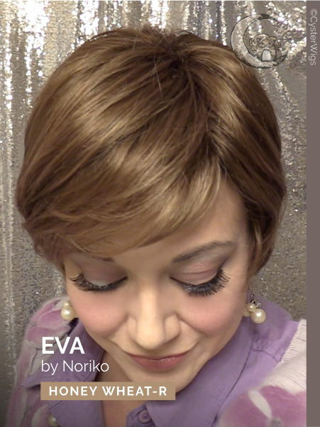 Eva by Noriko, Color: Honey Wheat-R