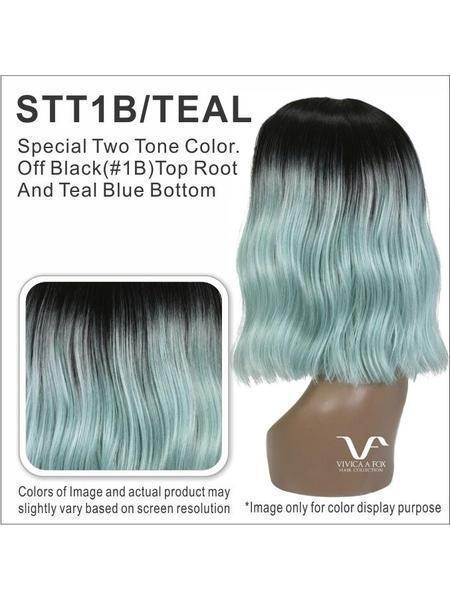 Finn by Vivica Fox, Color: STT1B/TEAL -- BEST DEAL!