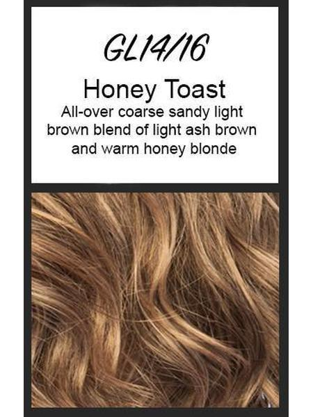 High Impact by Gabor, Color: GL14/16 (Honey Toast)