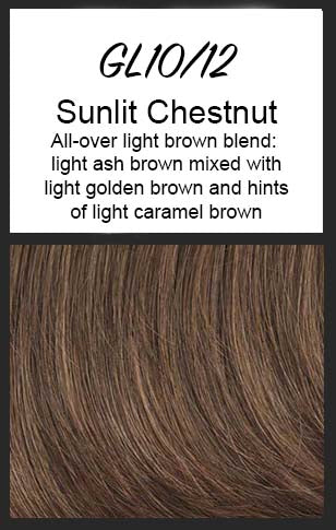 So Stylish by Gabor, Color: GL10/12 (Sunlit Chestnut)