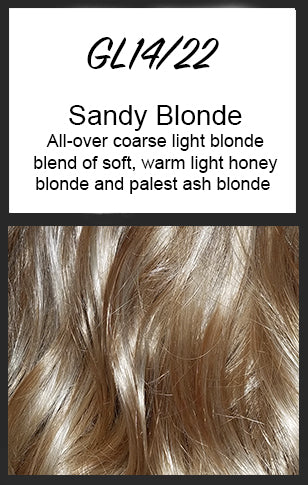 Opulence by Gabor, Color: GL14/22 (Sandy Blonde)
