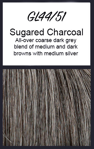Sheer Elegance by Gabor, Color: GL44/51 (Sugared Charcoal)