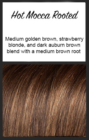 Code Mono by Ellen Wille, Color: Hot Mocca Rooted