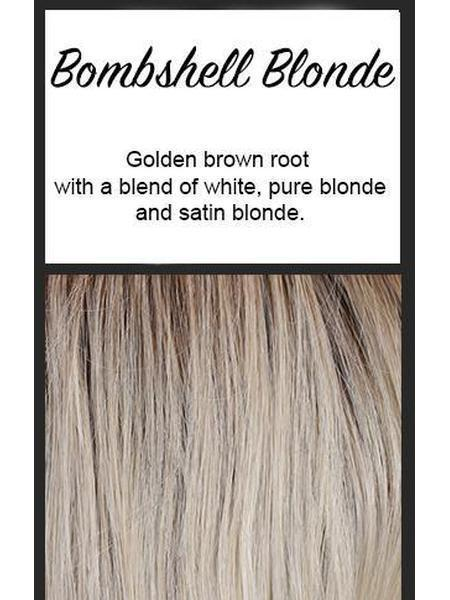 Kona by BelleTress, Color: Bombshell Blonde
