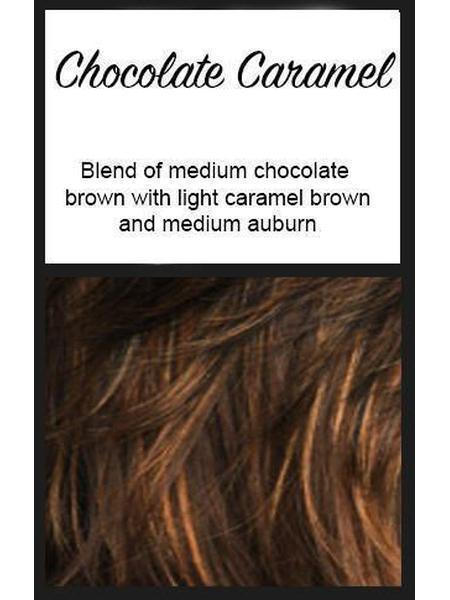 Madison by Envy (Alan Eaton), Color: Chocolate Caramel