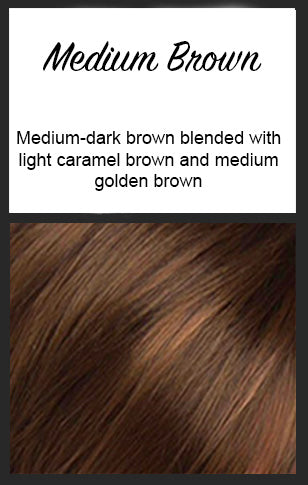 Belinda by Envy (Alan Eaton), Color: Medium Brown -- BEST DEAL!
