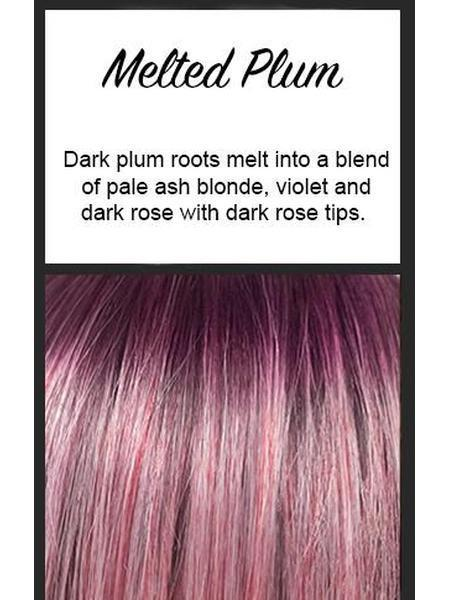 Alexi by Noriko, Color: Melted Plum -- BEST DEAL!